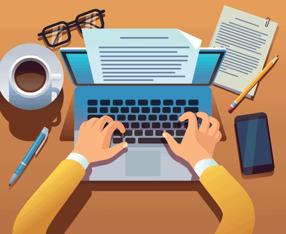 Créez régulièrement du contenu pour votre site