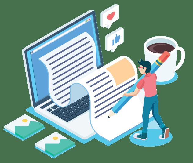 Service de rédaction web