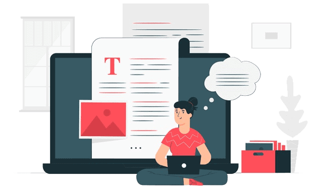 Blog communication web