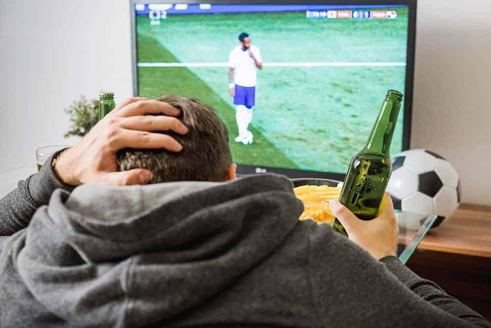 Image sport television biere jeshoots